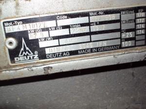 Deutz 1012-Kupedo