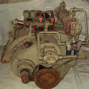 Reintjes-WAV 1400-Kupedo gearbox keerkoppeling
