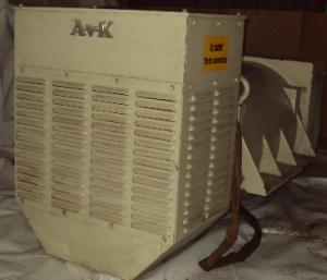 AvK - 350 kva - generator - kupedo