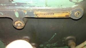Volco - penta - TD120C - kupedo
