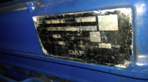 DAF-DK 1160 A-kupedo